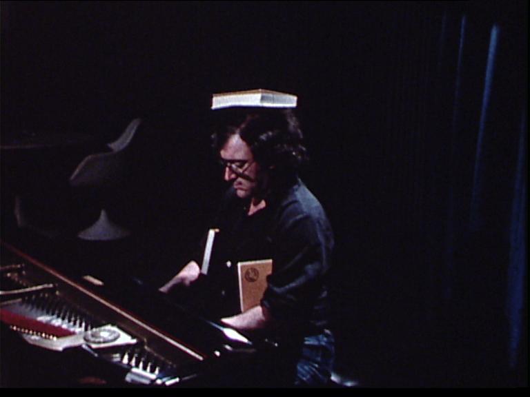 El pianista i el Conservatori / Homenatge al Conservatori