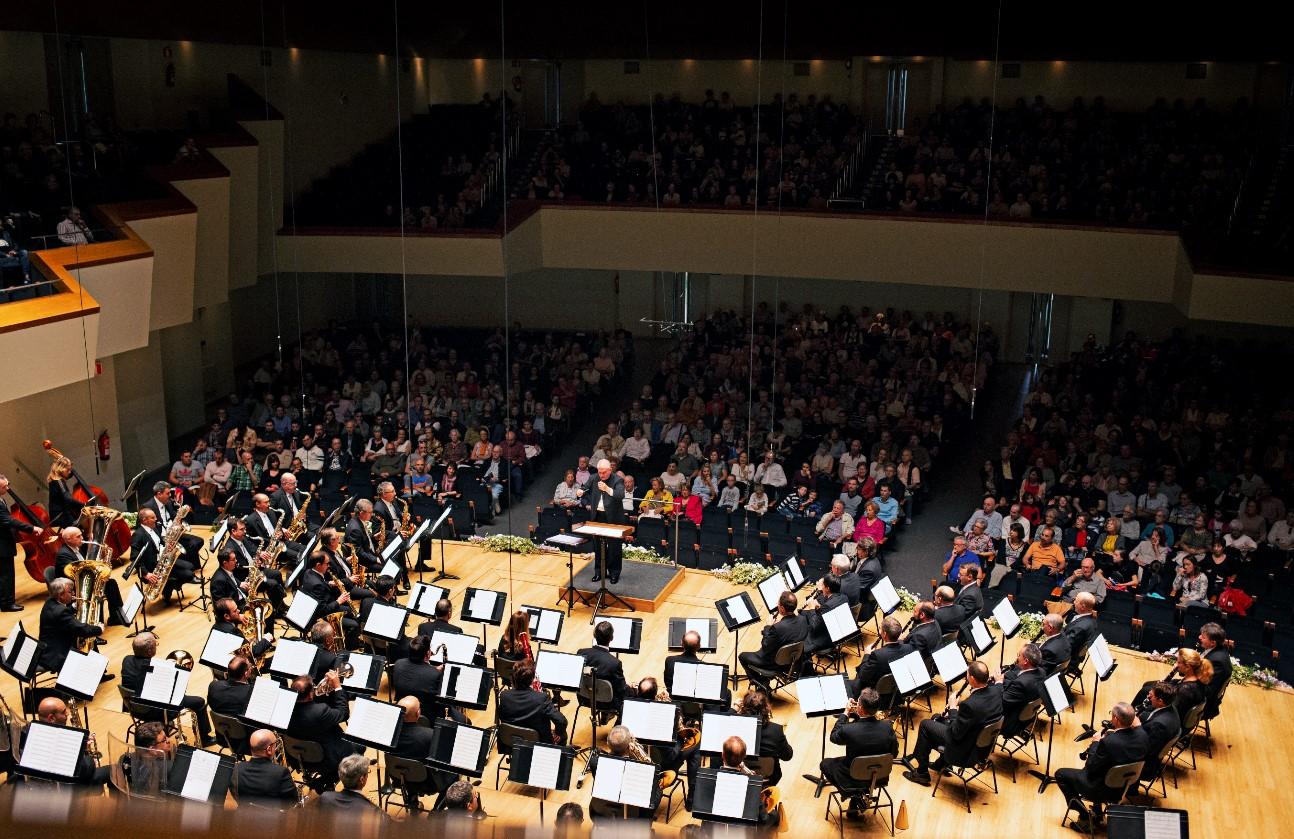 Concierto Banda Municipal de València