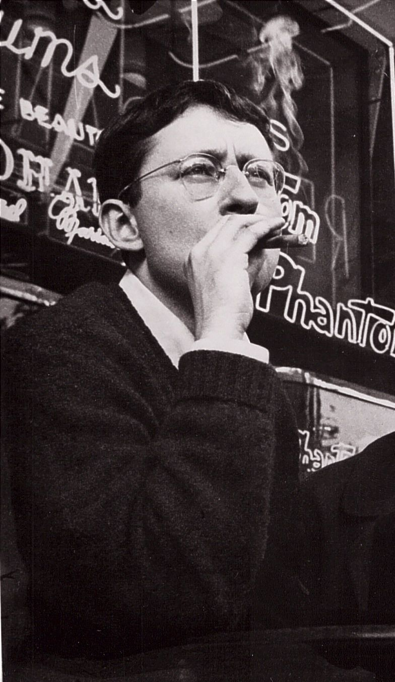 "Academic conference. ""Guy Debord: From text to image"""
