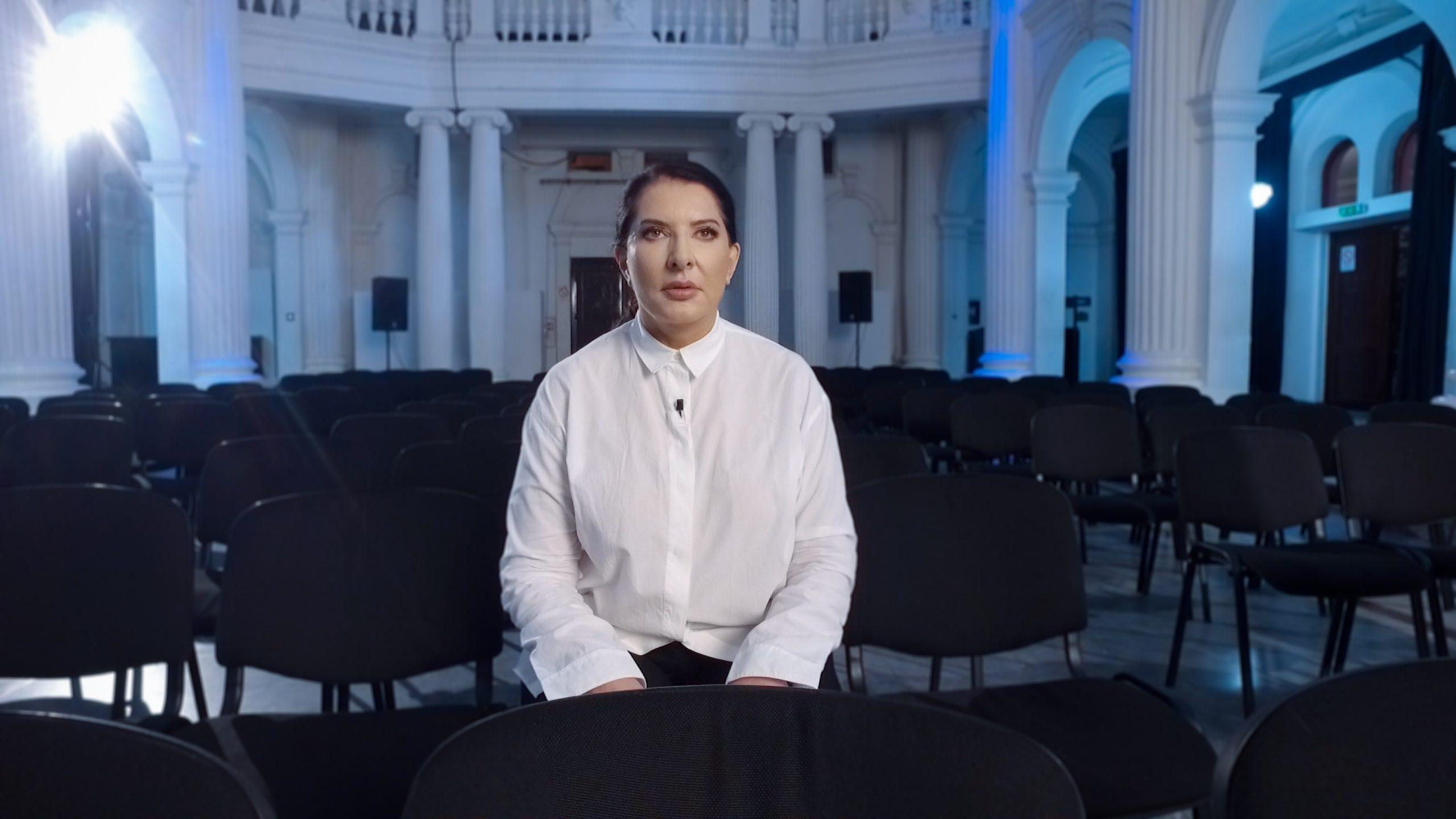 HOMECOMING: MARINA ABRAMOVIĆ AND HER CHILDREN